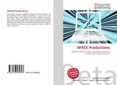 SPACE Productions kitap kapağı