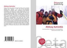 Bookcover of Aleksey Katrenko