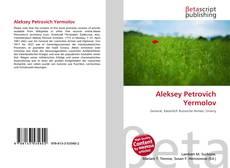 Buchcover von Aleksey Petrovich Yermolov