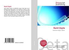 Raml Zayta kitap kapağı