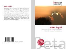 Portada del libro de Alem Sagad