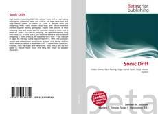 Bookcover of Sonic Drift