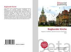 Bookcover of Bagbander Kirche