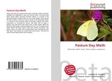 Bookcover of Pasture Day Moth