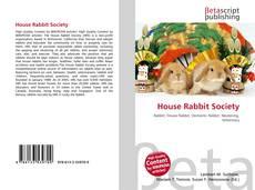 House Rabbit Society的封面