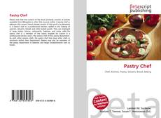 Bookcover of Pastry Chef