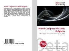 Copertina di World Congress of Ethnic Religions