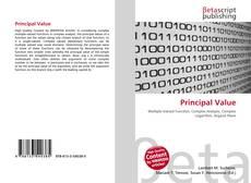 Bookcover of Principal Value