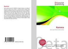 Buchcover von Ramma