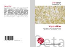 Buchcover von Alpaca Fiber