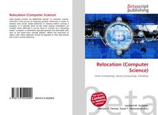 Bookcover of Relocation (Computer Science)