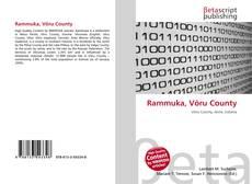 Bookcover of Rammuka, Võru County