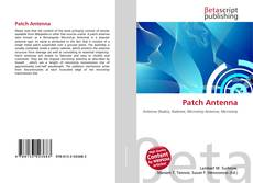 Bookcover of Patch Antenna