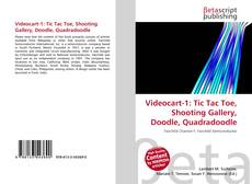 Bookcover of Videocart-1: Tic Tac Toe, Shooting Gallery, Doodle, Quadradoodle