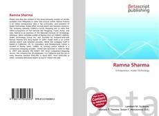 Bookcover of Ramna Sharma