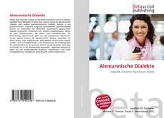 Bookcover of Alemannische Dialekte