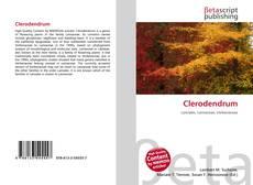 Portada del libro de Clerodendrum