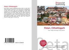 Bookcover of Patan, Chhattisgarh