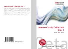 Capa do livro de Namco Classic Collection Vol. 1