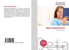Bookcover of Alena Melicharová