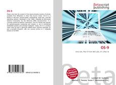 Bookcover of OS-9