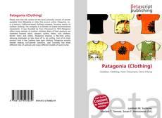 Patagonia (Clothing) kitap kapağı
