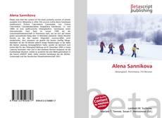 Bookcover of Alena Sannikova