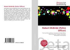 Portada del libro de Robert McBride (Police Officer)