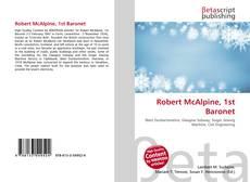 Portada del libro de Robert McAlpine, 1st Baronet