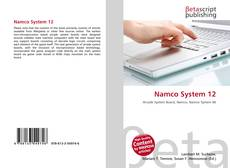 Bookcover of Namco System 12