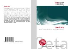 Bookcover of Sonicare