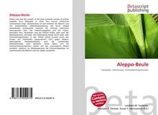 Aleppo-Beule的封面