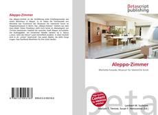 Aleppo-Zimmer的封面