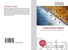Buchcover von Video Search Engine