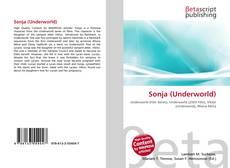 Buchcover von Sonja (Underworld)