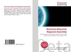 Borítókép a  Warmian-Masurian Regional Assembly - hoz