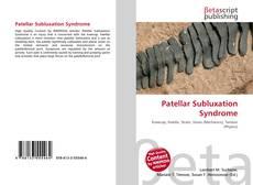 Couverture de Patellar Subluxation Syndrome