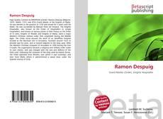 Ramon Despuig的封面