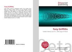 Buchcover von Tony Griffiths