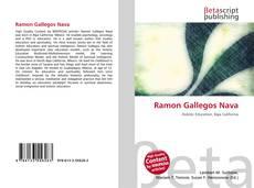 Bookcover of Ramon Gallegos Nava