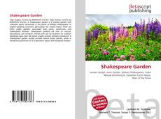 Bookcover of Shakespeare Garden