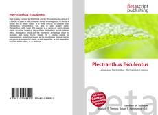 Bookcover of Plectranthus Esculentus
