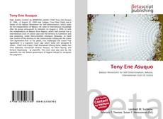 Bookcover of Tony Ene Asuquo