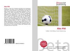 Bookcover of Ales Pikl