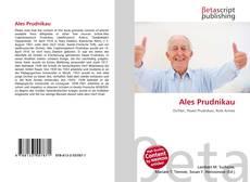 Bookcover of Ales Prudnikau