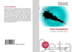 Buchcover von Tony Evangelista