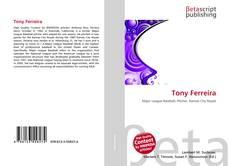 Buchcover von Tony Ferreira