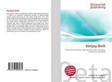 Bookcover of Sonjay Dutt