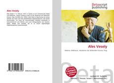 Couverture de Ales Vesely