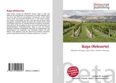 Borítókép a  Baga (Rebsorte) - hoz